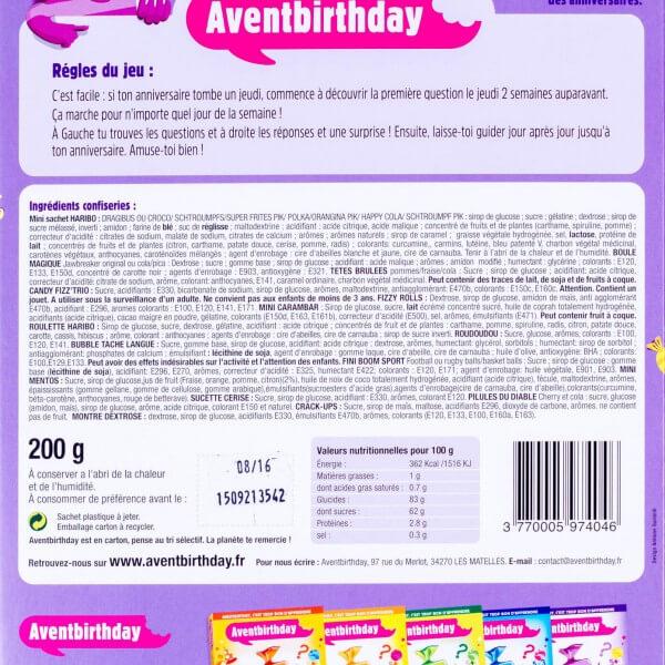 cadeau anniversaire jeu anniversaire enfant