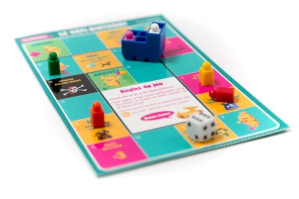 jeu de plateau pour enfant maternelle