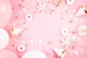 accessoires anniversaire pour fille