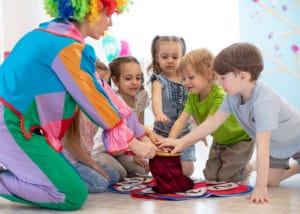 jeu anniversaire enfant intérieur