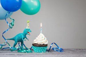 thème dinosaure pour anniversaire garçon