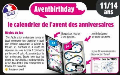 cadeau anniversaire fille ou garçon 11 à 14 ans